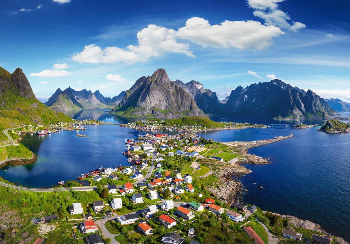 Norwegia ciekawostki turystyczne