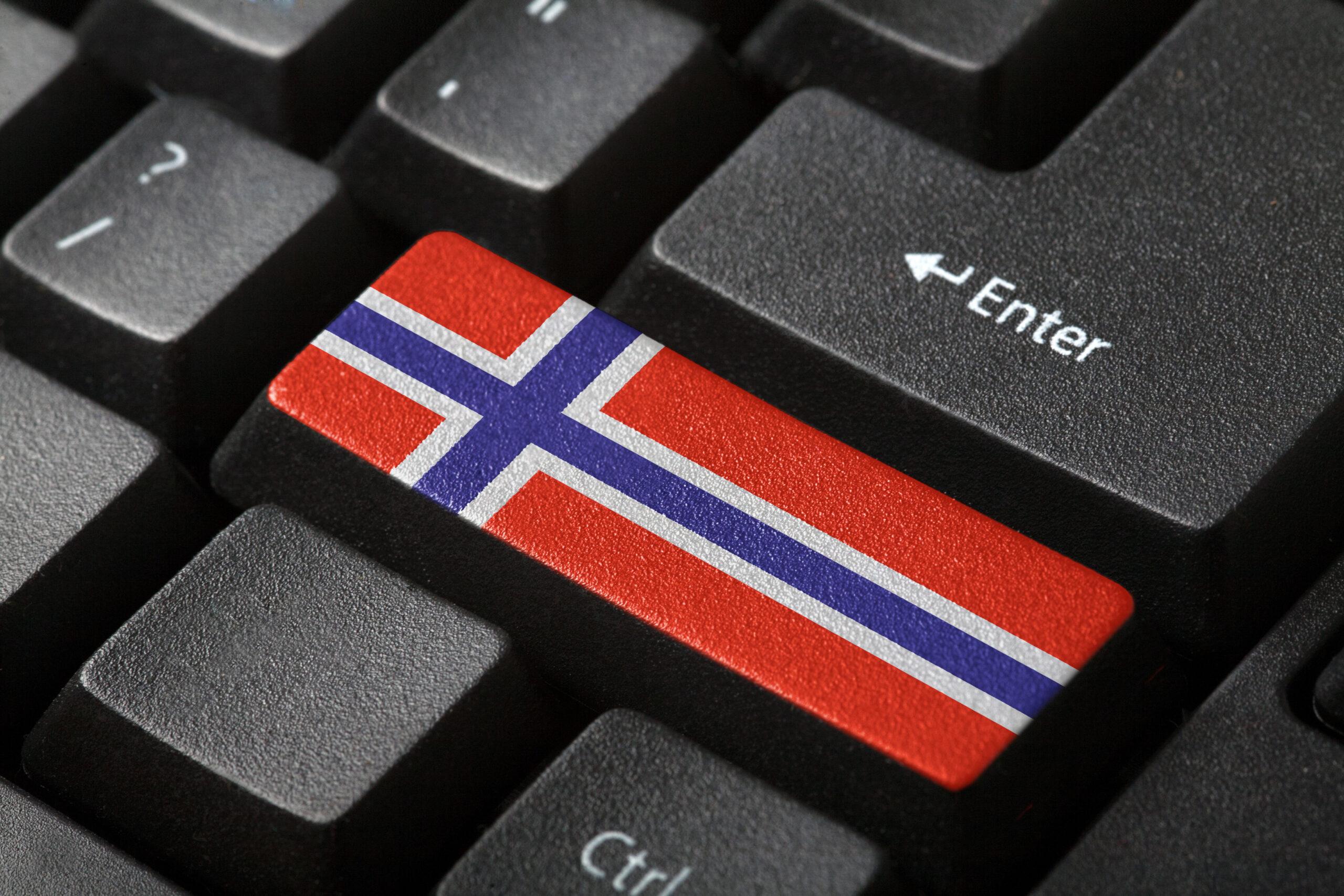 Język norweski słówka